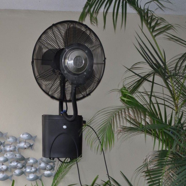 Wall Mounted Misting Fans Australia Indoor Amp Outdoor