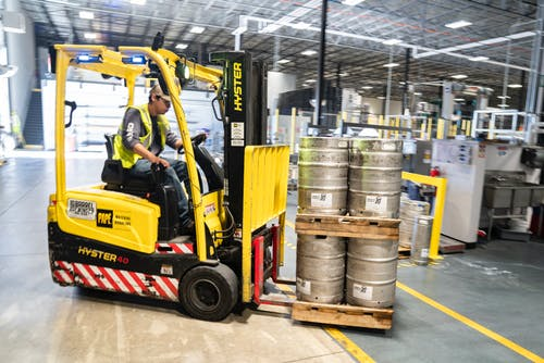 Increase the Productivity of Employees Working in Warehouses