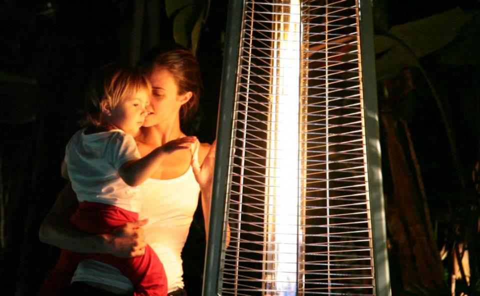 outdoor patio heater safety tips
