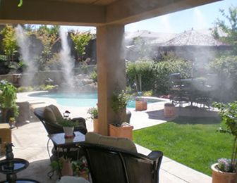 Uses of Residential Misting Systems