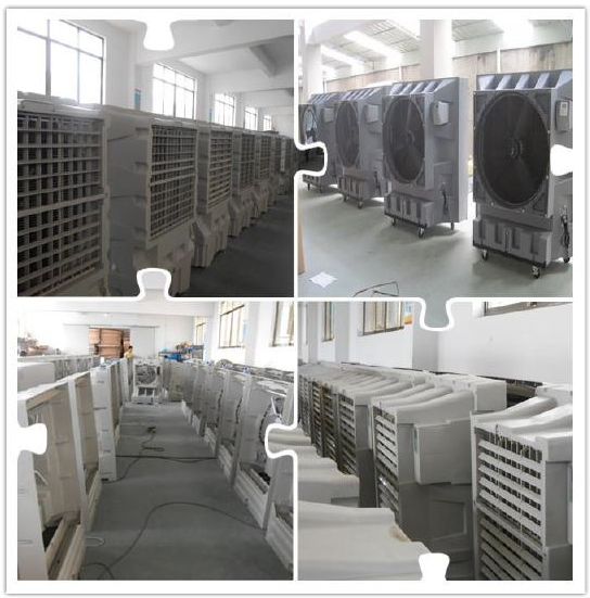 Keeping Industrial Areas Cool with Evaporative Coolers