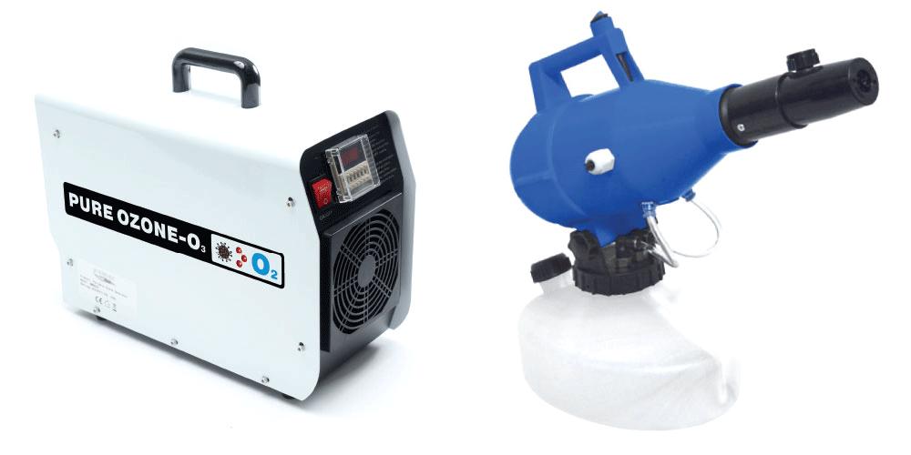 Benefits of Anti-Covid Disinfectant Equipment