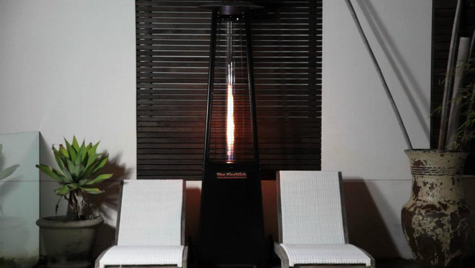 Outdoor Patio Heaters Safety Tips